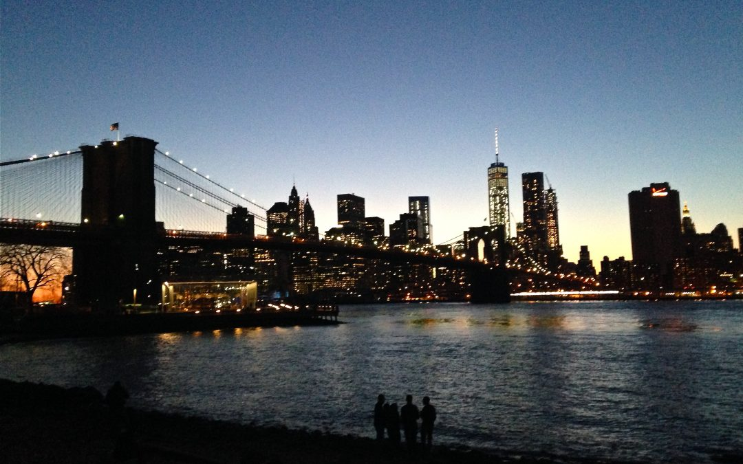 The Top 5 Free Places to View The New York City Skyline
