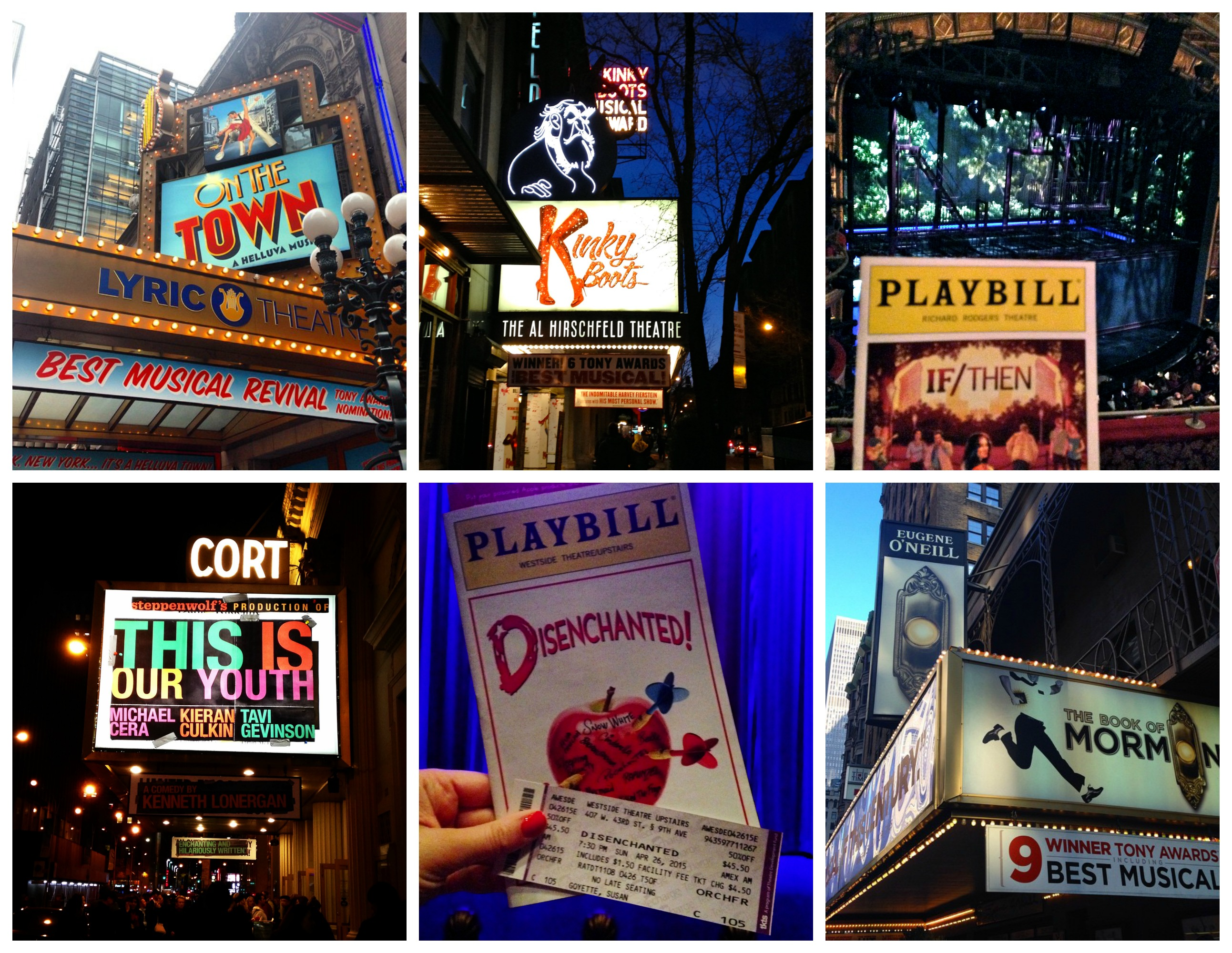 Hotels Near Broadway Shows In New York