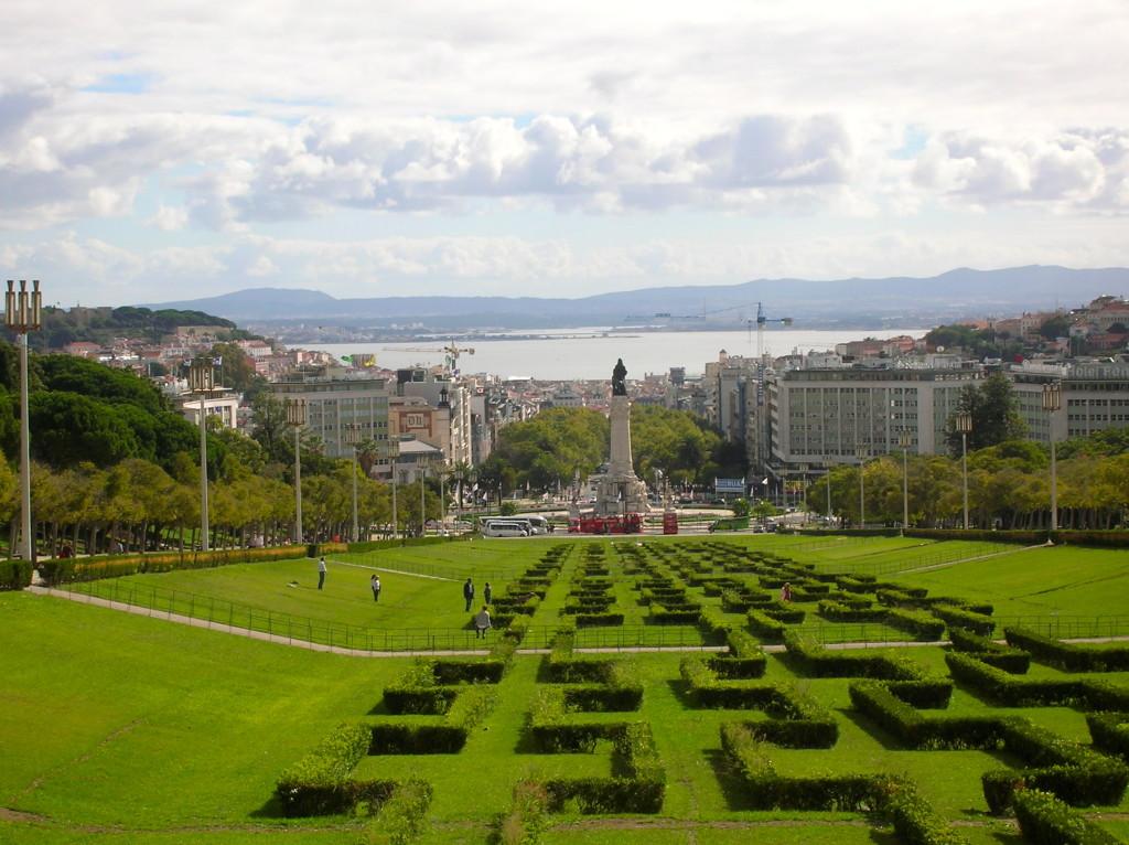 Lisbon Marques de Pombal