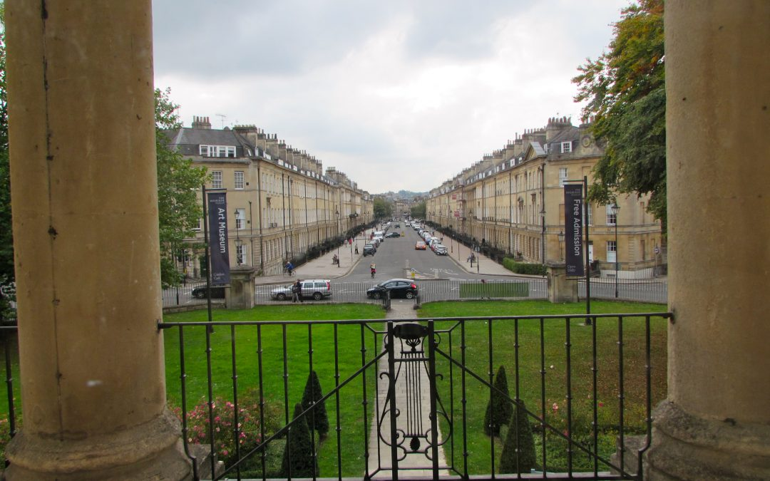 What To See And Do In Bath, England