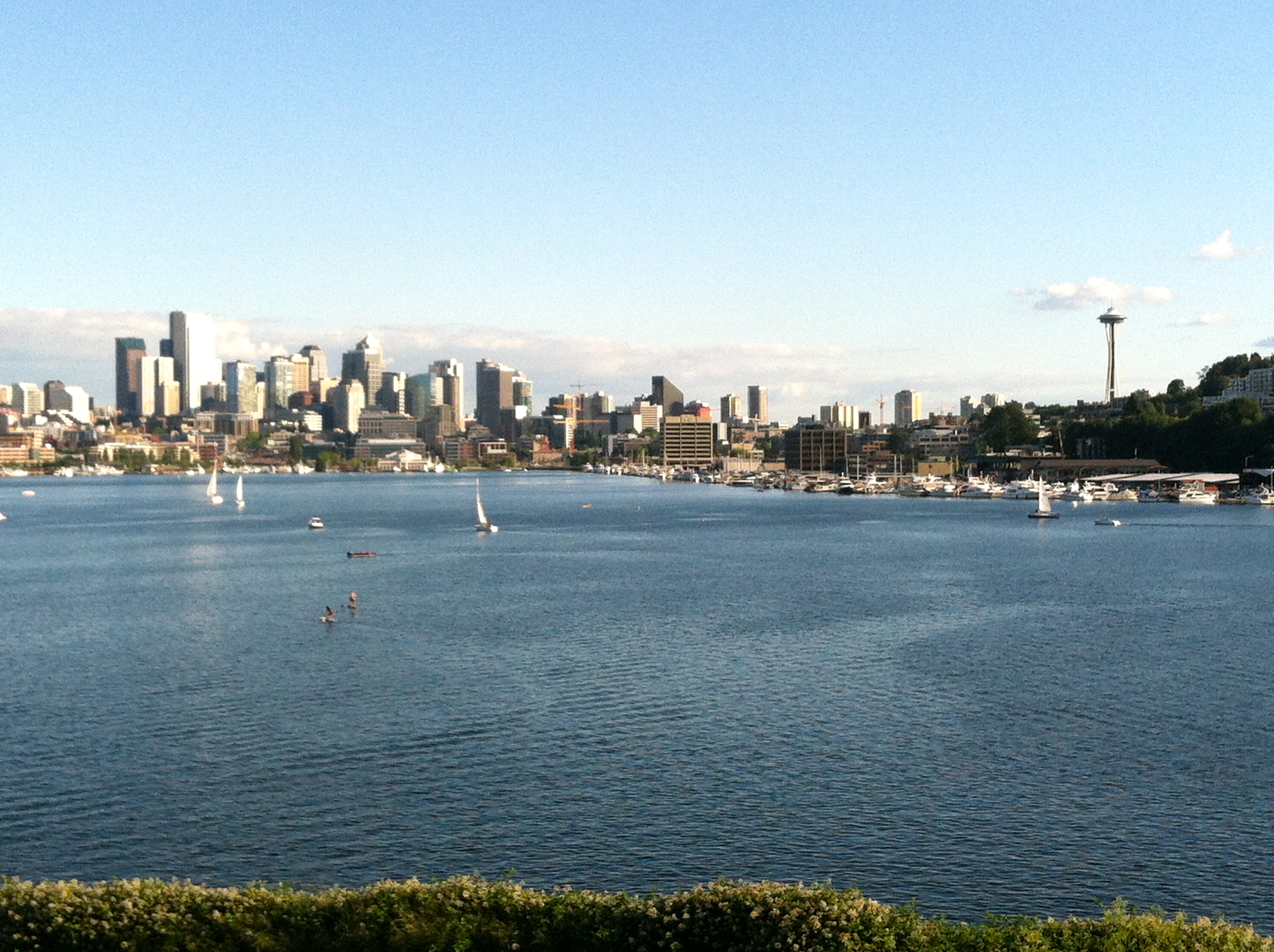 City Spotlight on Seattle, USA