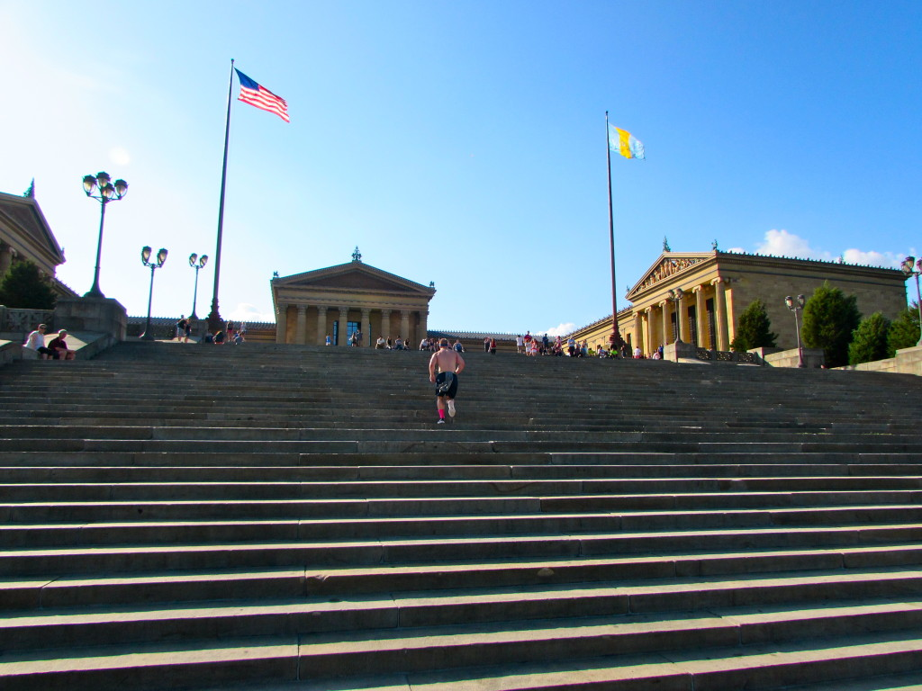 Philadelphia Rocky Steps