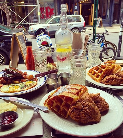 Sweet Chick brunch