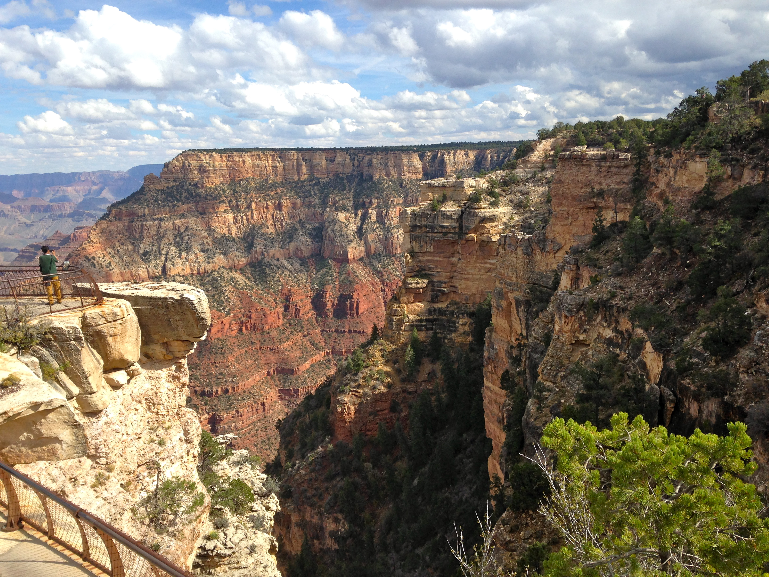 Visiting the Grandest of all Canyons!