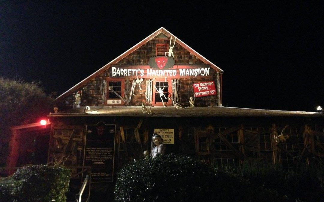 The South Shore's Best Halloween Experience: Barrett's