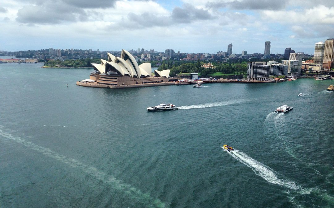 10 Things I've Learned From My First Few Days In Sydney
