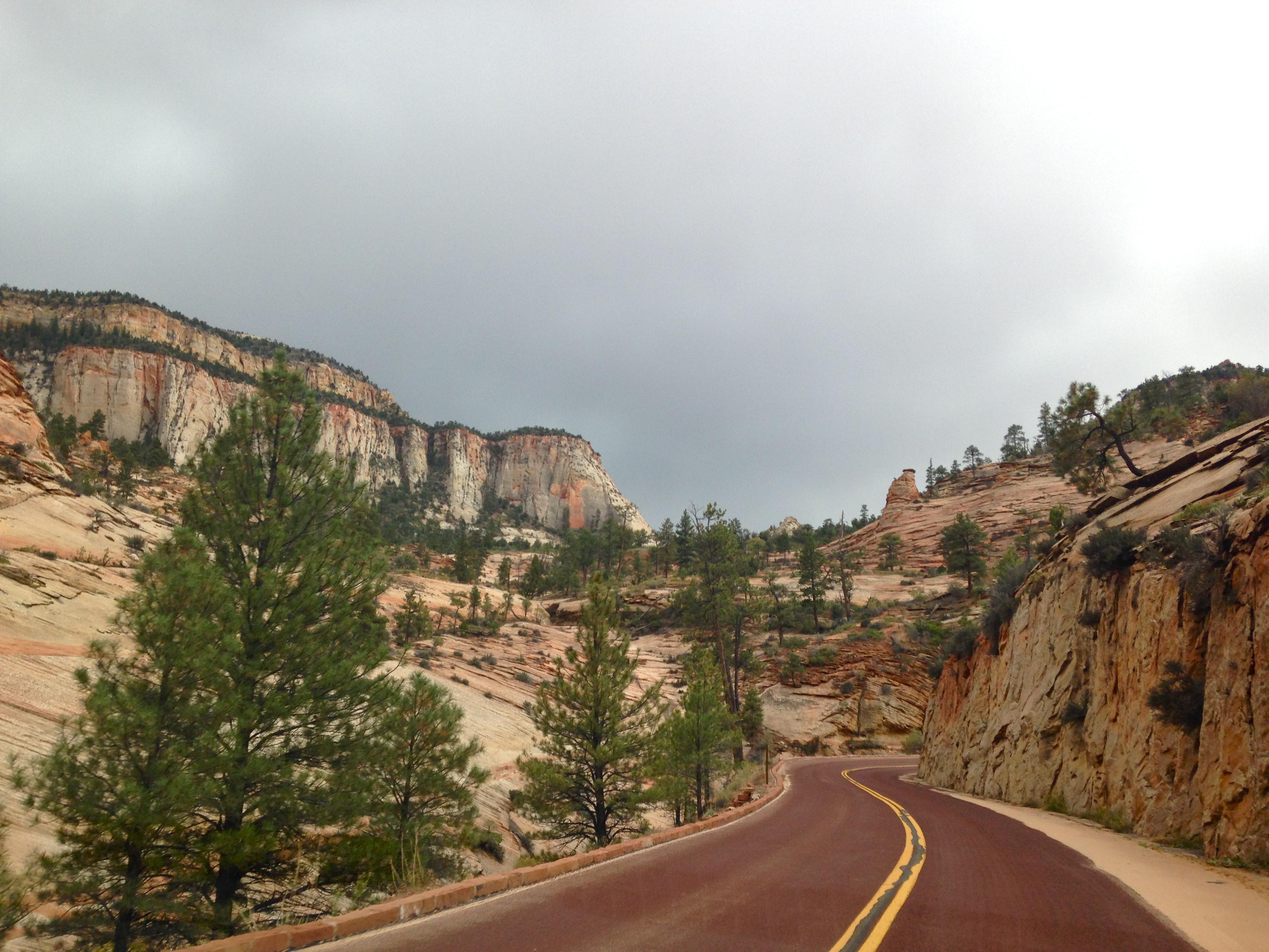 Visiting Zion National Park in Utah