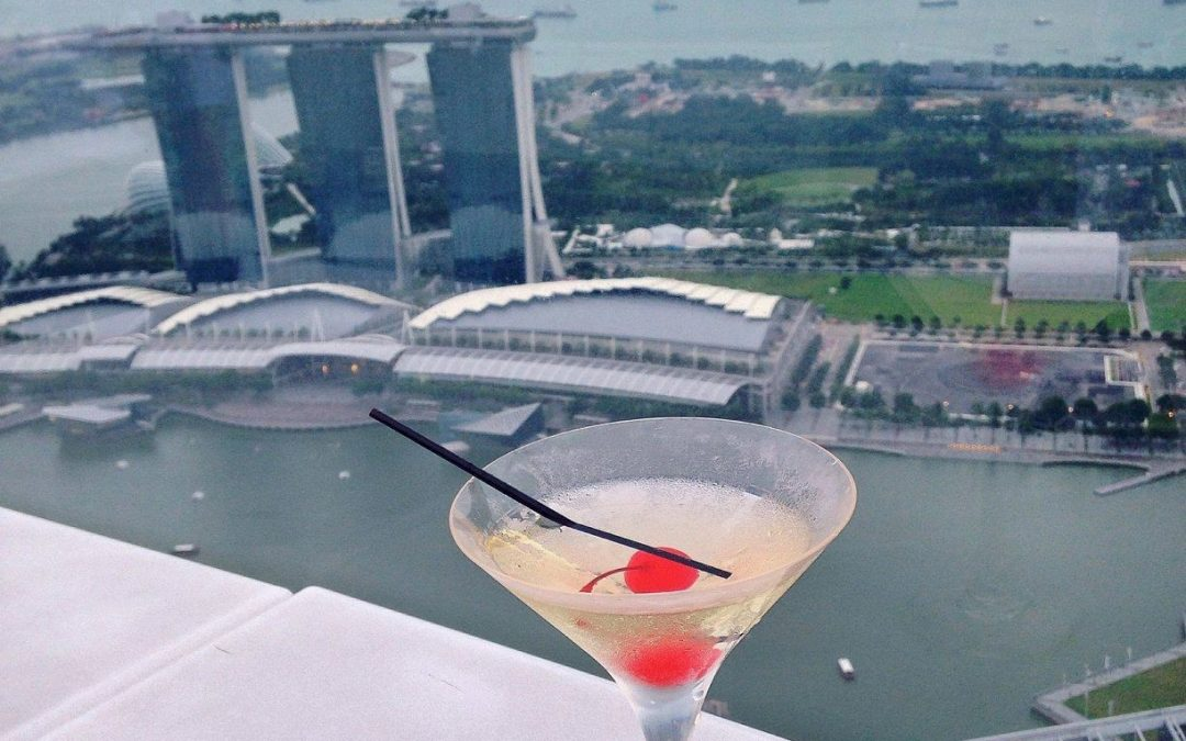 Eating and Drinking Your Way Through Singapore