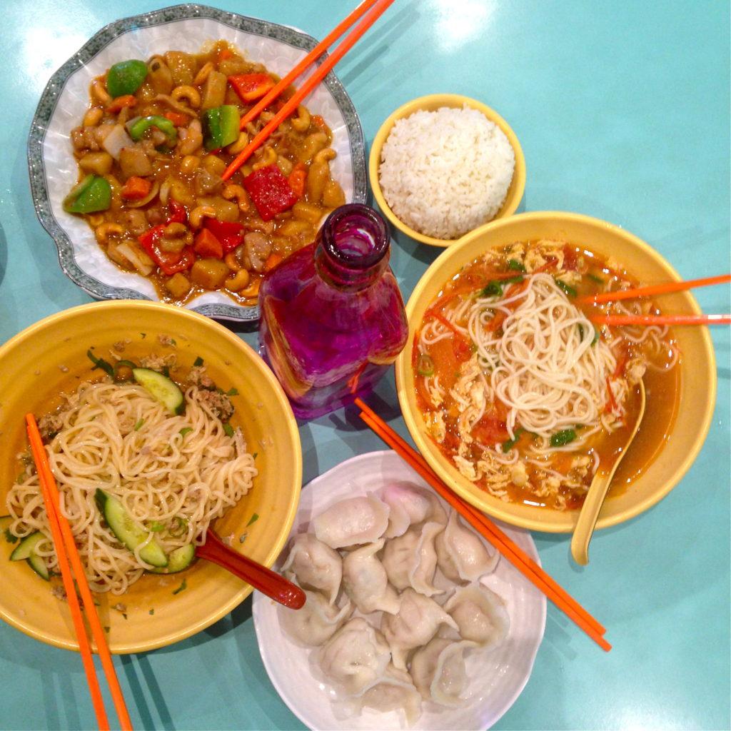 Jin & Dumpling