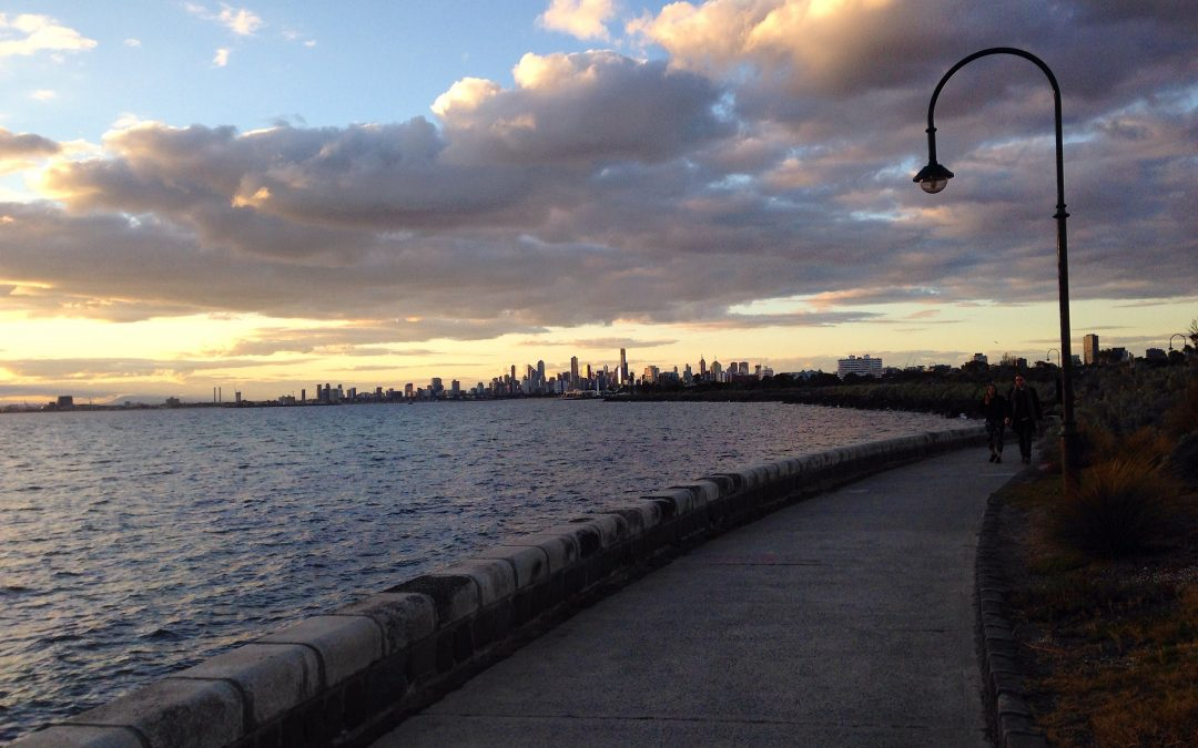 Melbourne's Most Scenic Walk: Brighton to St Kilda