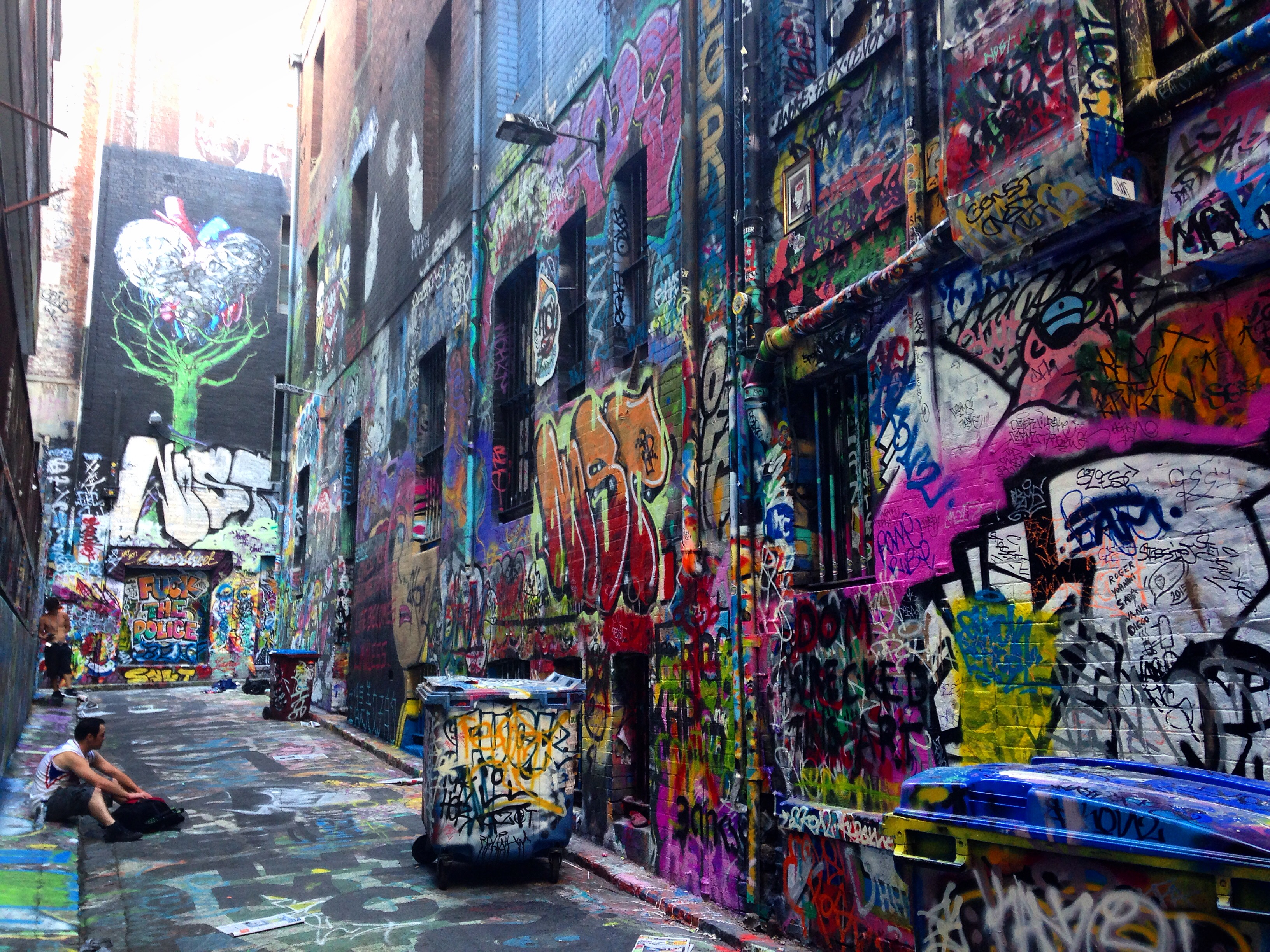 Melbourne Laneways You Must Visit