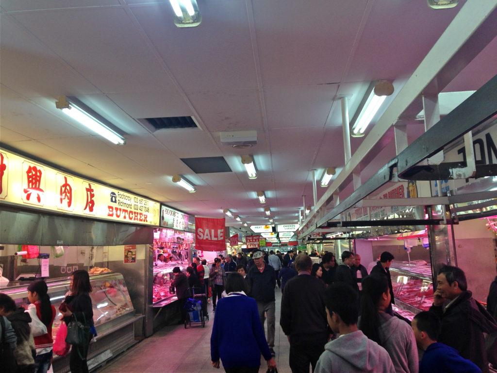Footscray Market