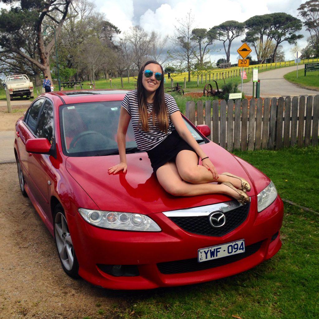 Mazda rental