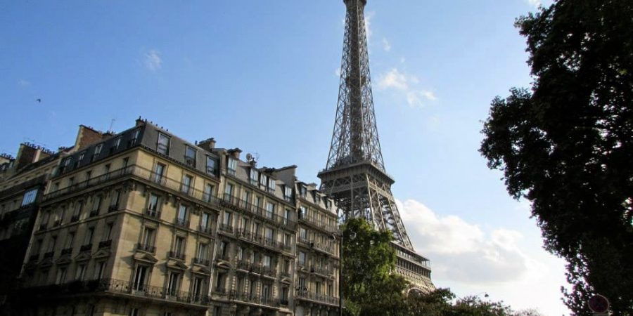 Paris top places in the world