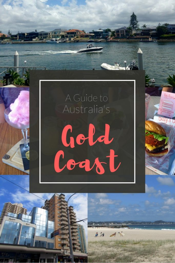 Gold Coast pinterest