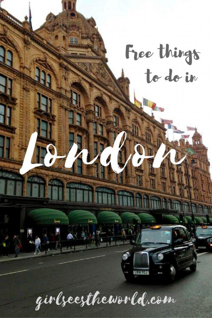 London Pinterest