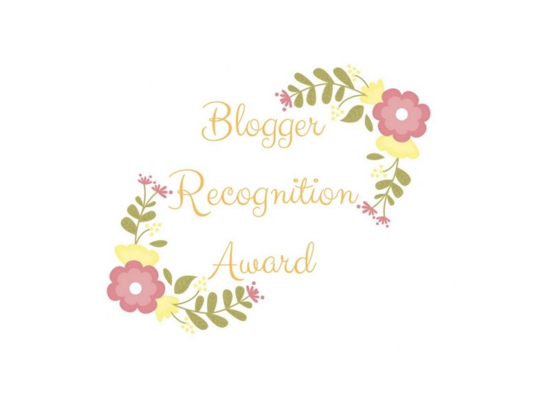 Blogger Recognition Award | Girl Sees The World