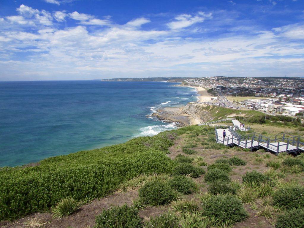 east coast of australia