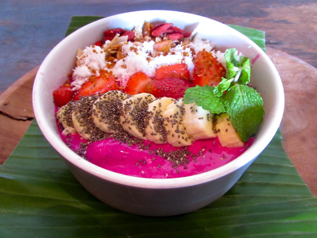 acai bowl Bali