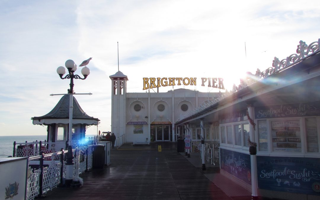 How to Spend a Day in Brighton, England